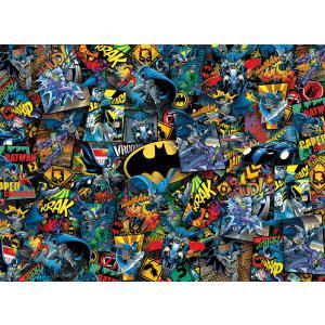 Clementoni - 39575 - Puzzle Batman - Impossible 1000 pièces (460166)