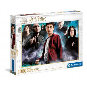 Clementoni - 39586 - Puzzle Harry Potter - 1000 pièces (460178)