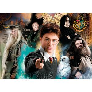 Clementoni - 35083 - Puzzle Harry Potter - 500 pièces (460182)