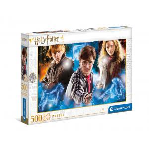 Clementoni - 35082 - Puzzle Harry Potter - 500 pièces (460184)