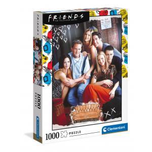 Clementoni - 39587 - Puzzle Friends - 1000 pièces (460220)