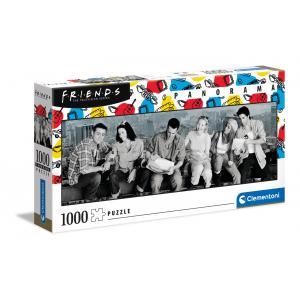 Clementoni - 39588 - Puzzle Friends - Panorama 1000 pièces (460222)