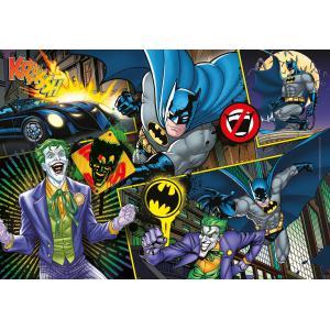 DC Comics - 25708 - Puzzle 104 pièces - Batman (460300)