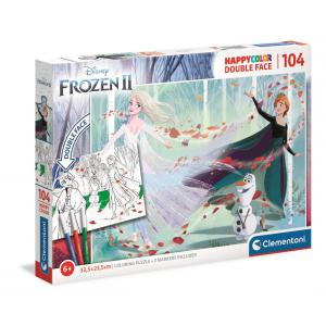 La Reine des Neiges - 25716 - Puzzle 104 pièces - La Reine des Neiges (460500)