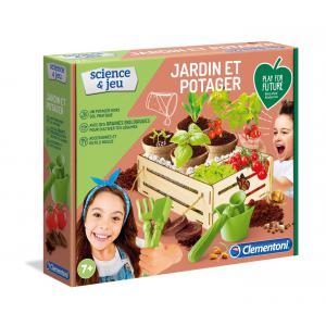Clementoni - 52518 - Jardin et potager (460762)