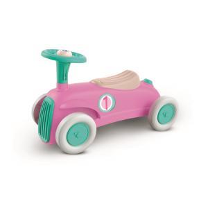 Clementoni - 17455 - Ma première voiture (rose) - Porteur 100% recyclé (460836)