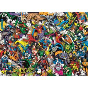 DC Comics - 39599 - Puzzle Impossible Puzzle 1000 pièces - DC Comics (460844)