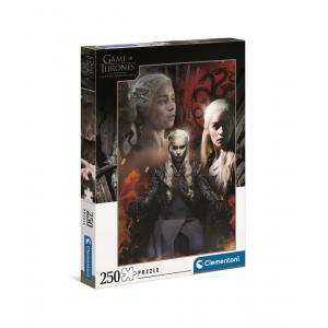 Clementoni - 29057 - Puzzle Game of Thrones - 250 pièces (460850)