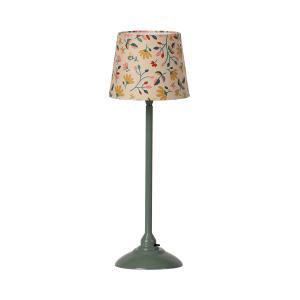 Maileg - 11-0116-02 - Lampe de sol miniature - menthe foncé - Hauteur : 22 cm (460994)