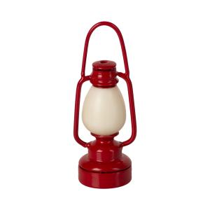 Maileg - 11-1111-00 - Lanterne Vintage - rouge (461026)