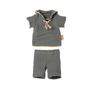 Maileg - 16-1120-01 - Set vêtement de marin, Taille 1 - 26cm (461118)