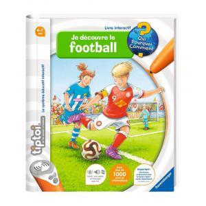 Ravensburger - 00071 - tiptoi® - Je découvre le football (461178)