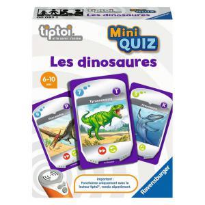 Ravensburger - 00085 - tiptoi® - Mini Quiz - Les dinosaures (461184)