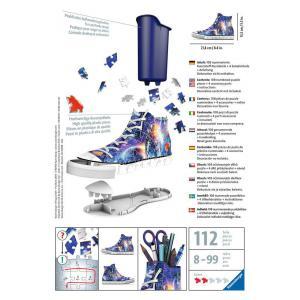 Ravensburger - 11251 - Puzzle 3D Sneaker - Les astronautes (461258)