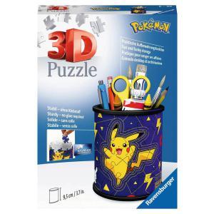 Ravensburger - 11257 - Puzzle 3D Pot à crayons - Pokémon (461266)