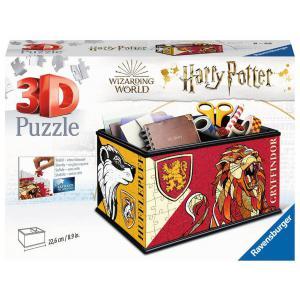 Ravensburger - 11258 - Puzzle 3D Boite de rangement - Harry Potter (461268)