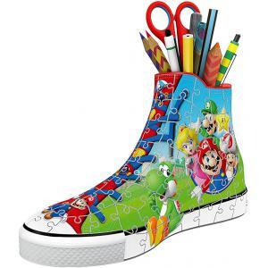 Ravensburger - 11267 - Puzzle 3D Sneaker - Super Mario (461274)