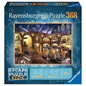 Ravensburger - 12935 - Escape puzzle Kids - Une nuit au musée (461290)