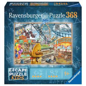 Ravensburger - 12936 - Escape puzzle Kids - Le parc d'attractions (461292)