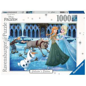 Ravensburger - 16488 - Puzzle 1000 pièces - La Reine des Neiges (Collection Disney) (461310)