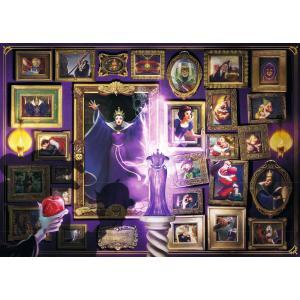Ravensburger - 16520 - Puzzle 1000 pièces - La méchante Reine-Sorcière (Collection Disney Villainous) (461322)