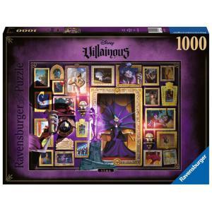 Ravensburger - 16522 - Puzzle 1000 pièces - Yzma (Collection Disney Villainous) (461324)