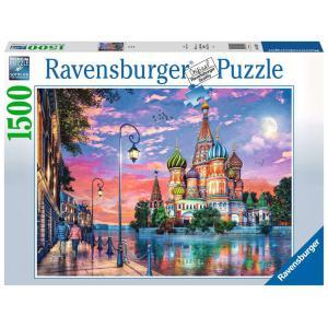 Ravensburger - 16597 - Puzzle 1500 pièces - Moscou (461352)
