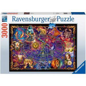 Ravensburger - 16718 - Puzzle 3000 pièces - Signes du zodiaque (461364)