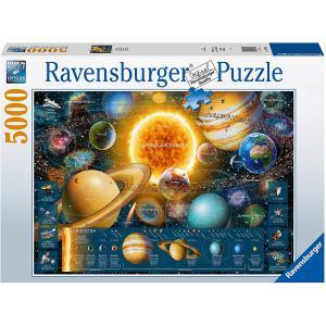 Ravensburger - 16720 - Puzzle 5000 pièces - Système solaire (461368)