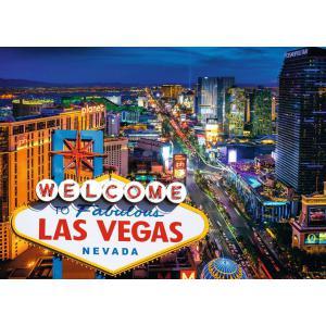 Ravensburger - 16723 - Puzzle 1000 pièces - Las Vegas (461370)