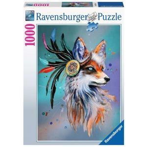 Ravensburger - 16725 - Puzzle 1000 pièces - L'esprit du renard (461372)