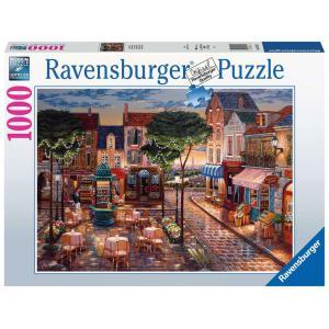Ravensburger - 16727 - Puzzle 1000 pièces - Paris en peinture (461374)