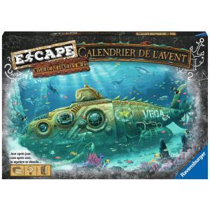 Ravensburger - 20009 - Calendrier avent Escape (461426)