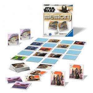 Ravensburger - 20671 - Grand memory® Star Wars The Mandalorian (461430)