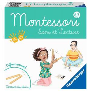 Ravensburger - 20819 - Montessori - Sons et Lecture (461452)