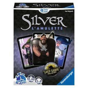 Ravensburger - 26898 - Silver - L'Amulette (461478)