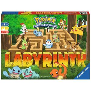 Ravensburger - 26949 - Labyrinthe Pokémon (461480)