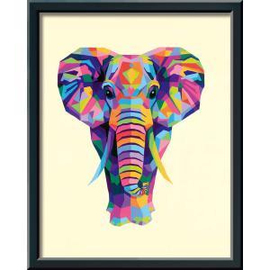 Ravensburger - 28995 - CreArt - grand - elephant (461540)