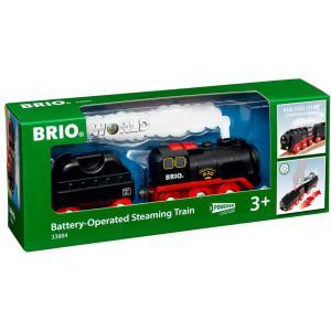 Brio - 33884 - Locomotive à piles à vapeur (461574)