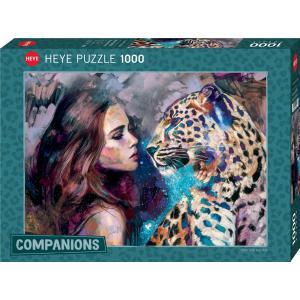 Heye - 29959 - PUZZLE 1000 pièces - COMPANIONS ALIGNED DESTINY (461798)