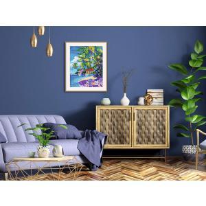 Schipper - 609130830 - Peinture aux numéros - Sunny Caribbean 40x50cm (461814)