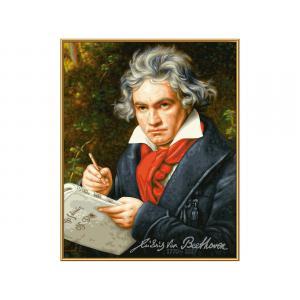 Schipper - 609130834 - Peinture aux numéros - Ludwig van Beethoven 40x50cm (461816)