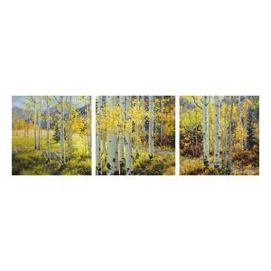 Schipper - 609470829 - Peinture aux numeros - Golden October 40x120cm (461830)