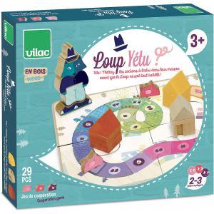 Vilac - 2739 - Jeu Loup yétu (461846)