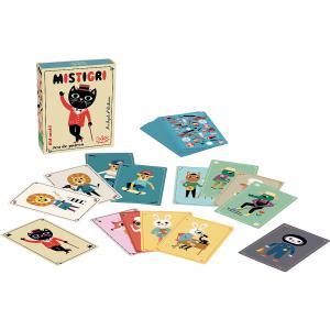 Vilac - 7615 - Jeu de cartes Mistrigri Ingela P.A (461874)