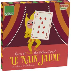 Vilac - 7617 - Le Nain jaune Ingela par Ingela P.Arrhenius (461878)