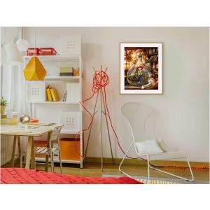 Schipper - 609130846 - Peinture aux numeros - Le gnome 40x50cm (462022)
