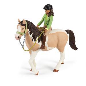 Schleich - 42533 - Séjour au camping d'Horse Club Sarah (462074)