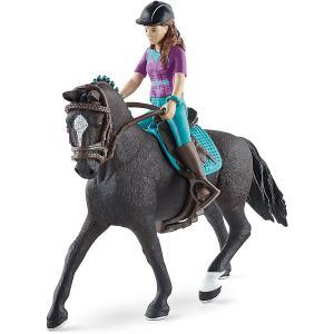 Schleich - 42541 - Horse Club Lisa & Storm (462086)