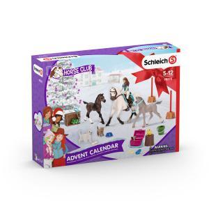 Schleich - 98270 - Calendrier de l'Avent Horse Club 2021 (462112)